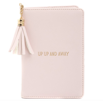 Up Up and Away - Passport Cover