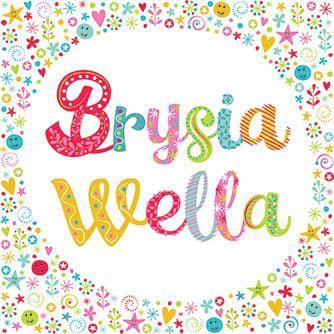 Colourful - Brysia Wella - Card