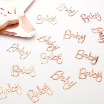 Rose Baby - Confetti