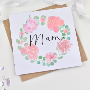 Flower Ring - Mam