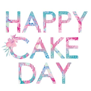 Happy Cake Day - Card