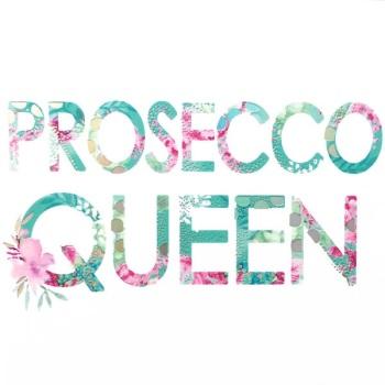 Prosecco Queen - Card