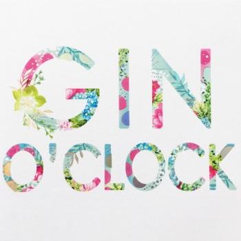 GIN O'CLOCK - Card