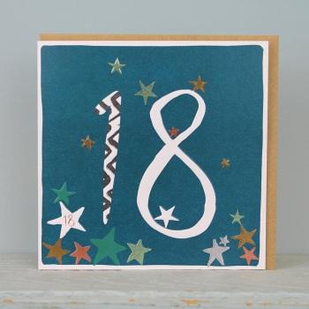 Starry Foil - 18 - Card