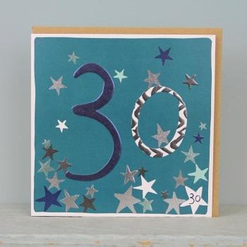 Starry Foil - 30 - Card