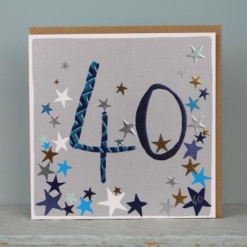 Starry Foil - 40 - Card