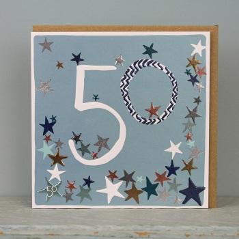 Starry Foil - 50 - Card