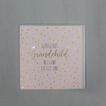 Dotty - Gorgeous Grandchild - Card