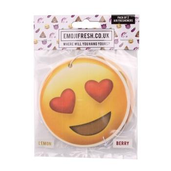 Heart Eye Emoji - Air Fresheners