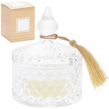 Glass Trinket - Salted Caramel - Candle