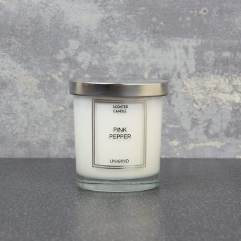 Pink Pepper -  Small Candle