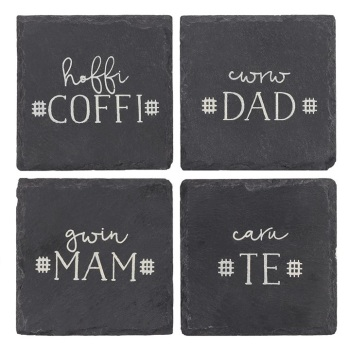 Welsh Slate - Coaster