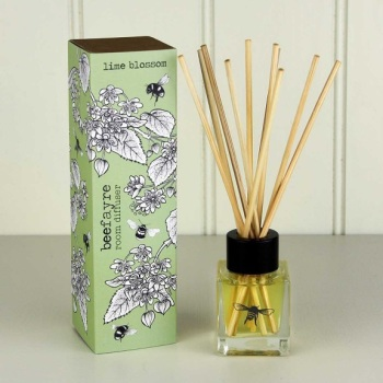 Lime Blossom - Reed Diffuser