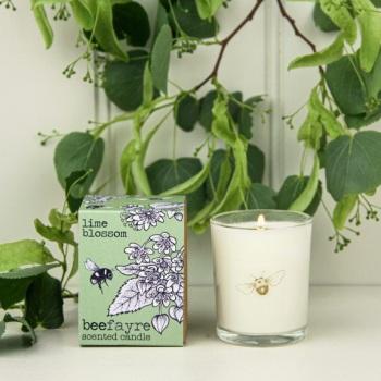 Lime Blossom - Votive Candle