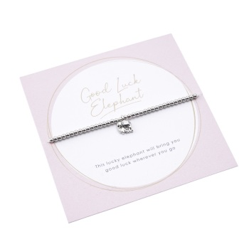Good Luck - Elephant Bracelet