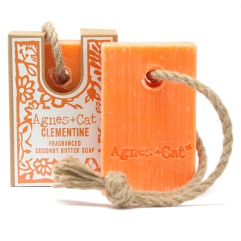 Clementine - Soap on a Roap