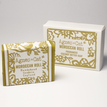 Moroccan Roll - Coconut Butter Soap