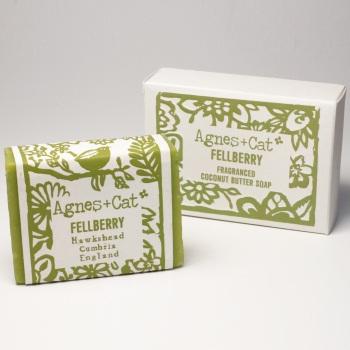 Fellberry - Coconut Butter Soap