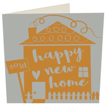 Happy New Home- Card