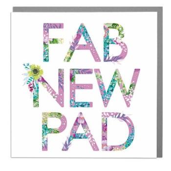 Fab New Pad- Card