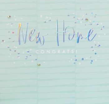 New Home- Card