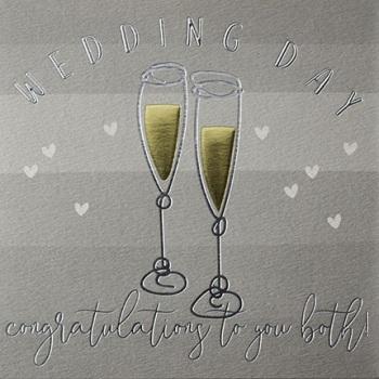 Wedding Day - Card