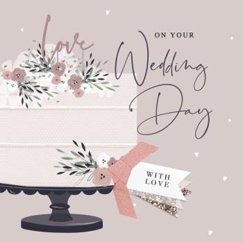 Wedding Day- Card