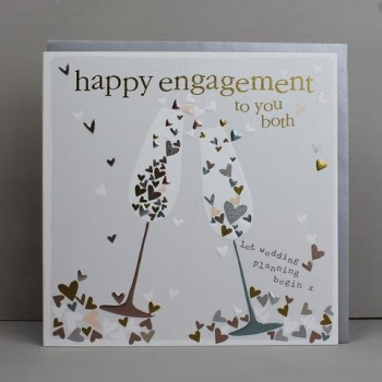 Happy Engagement - Card
