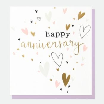 Happy Anniversary - Card