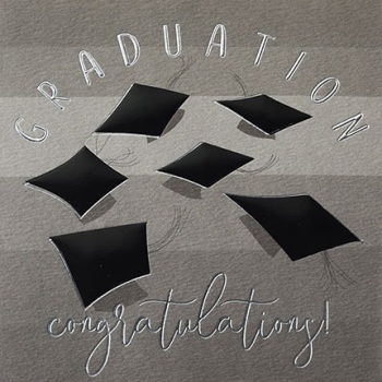 Graduation Congrats- Card