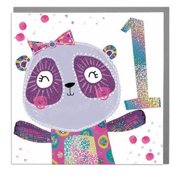 Panda 1 - Card