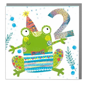 Frog 2 - Card