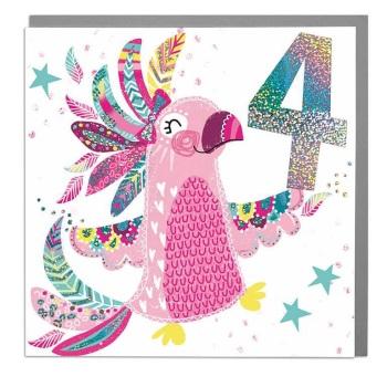 Cockatoo 4 - Card