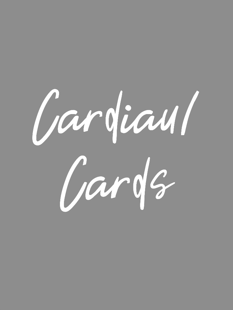 Cardiau/Cards