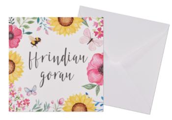 Ffrindiau Gorau- Card