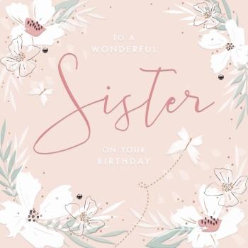 Wonderful Sister - Card