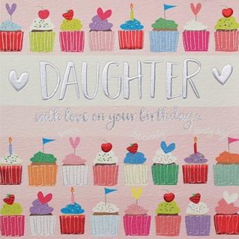 Daughter Birthday- Card