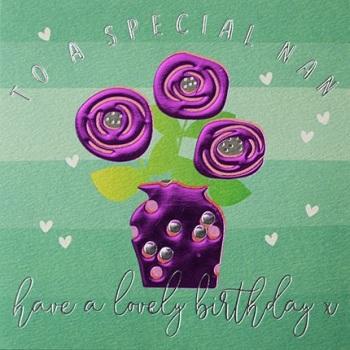 Nan Birthday- Card