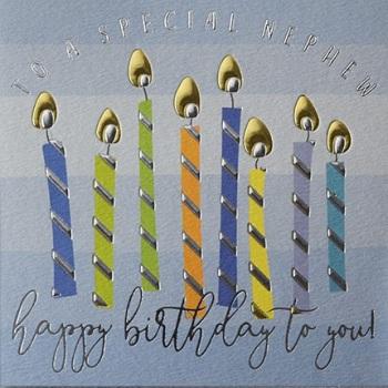 Nephew Birthday- Card
