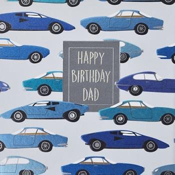 Dad Birthday- Card