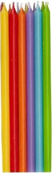 Tall Rainbow - Candles
