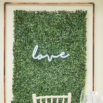 Greenery Wall Tile - Backdrop - IN STORE ONLY