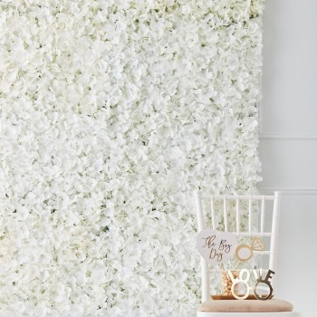 Flower Wall Tile - Backdrop - IN STORE ONLY