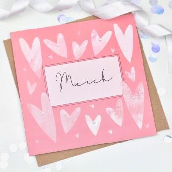 Heart - Merch - Card