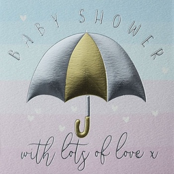 Baby Shower- Card