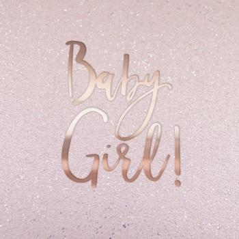 Baby Girl - Card