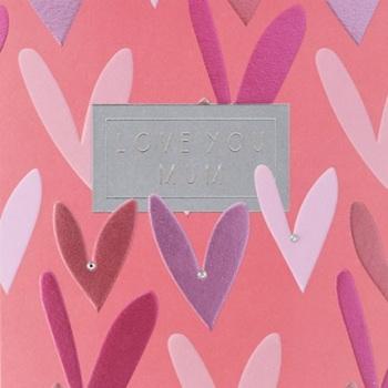 Love You Mum - Card