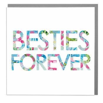 Besties Forever - Card