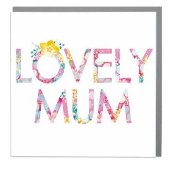 Lovely Mum - Card