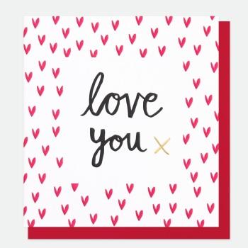 Love you - Card